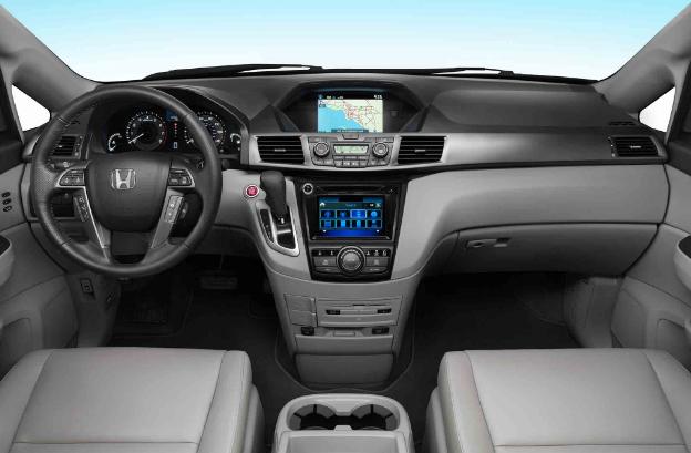 2019 Honda Odyssey Release Date