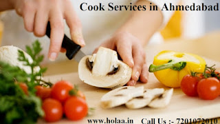 Cook Services in Ahmedabad
