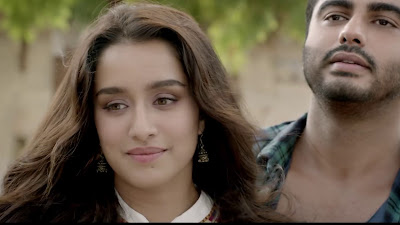Shraddha Kapoor With Arjun Kapoor