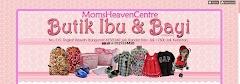 Tempahan Design Blog: MomsHeavenCentre, Butik Ibu dan Bayi