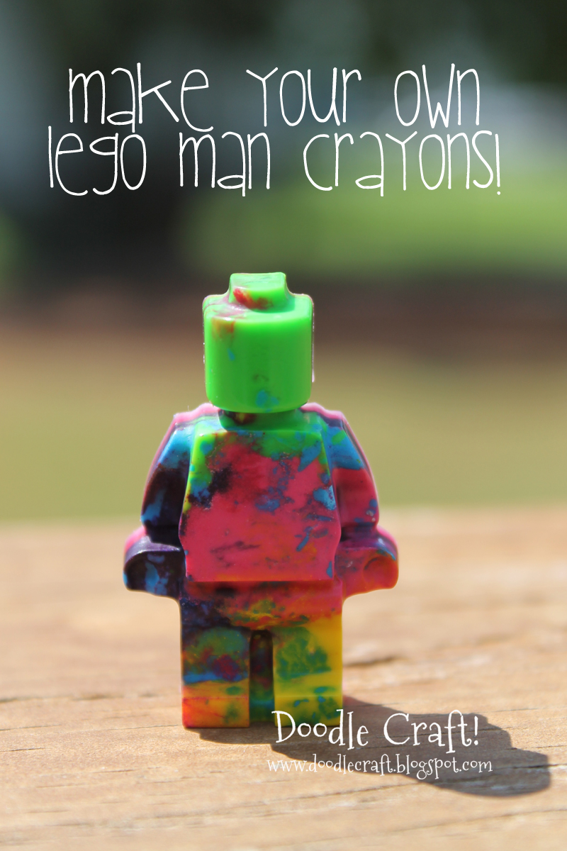 Make Your Own Lego Man 27