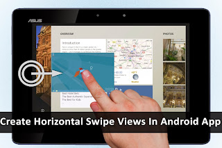 Android Swipe Views