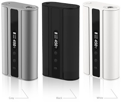 I Was Over The Moon When Get The iStick TC100W