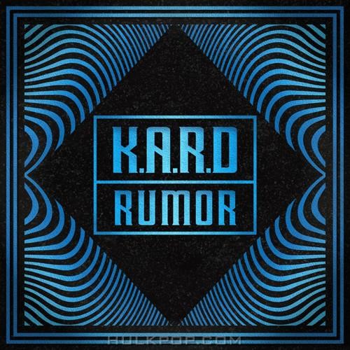 K.A.R.D – K.A.R.D Project Vol.3 `RUMOR` – Single (ITUNES PLUS AAC M4A)
