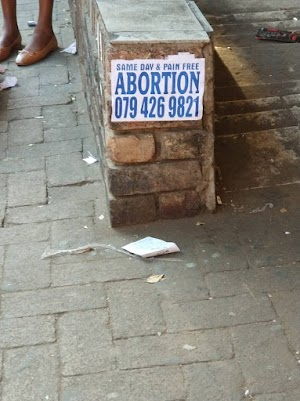So Abortion Is Legal In South Africa?