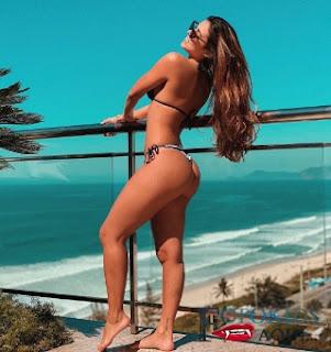 Isabella Arantes a bailarina