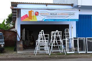 Bengkel Herlin Aluminium Kediri