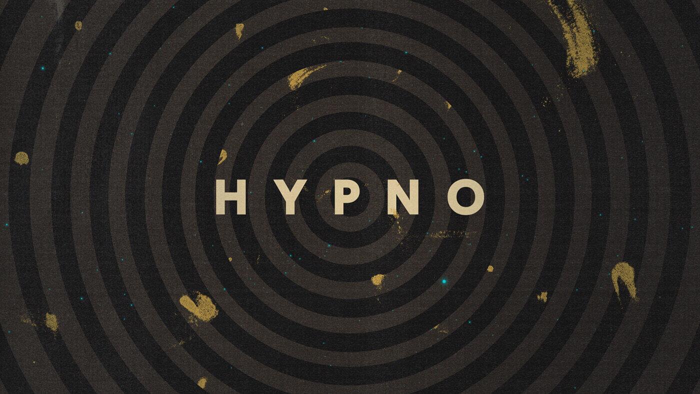 HYPNO Motion graphics de Elizabeth Laferrière Canadá La Récré