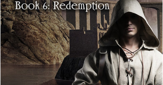 Darkness Rising - Redemption #epicfantasy