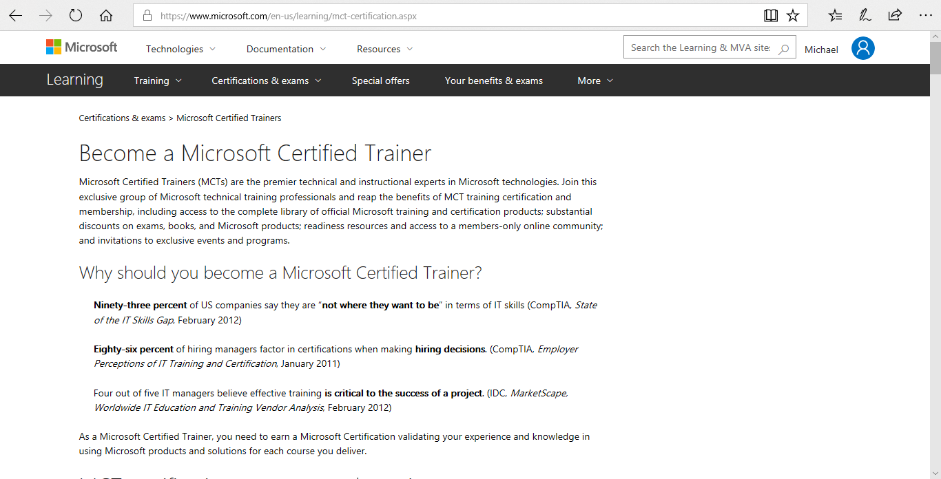 Become A Microsoft Certified Trainer Attend The Mct Summit Africa