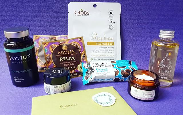 Natural Wellness Box subscription