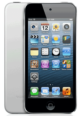iPod touch 16gb ultra slim specifications
