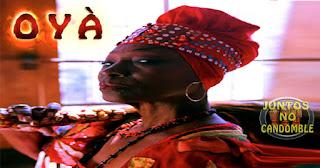 Oferenda de Oyá - adimu yansa - comida orixa - agrado santo - orisha - iansa