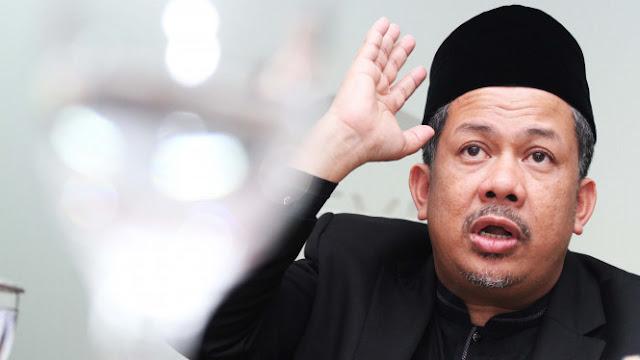 Fahri Sebut Jokowi Hanya Memanfaatkan JK Untuk Meredakan Kelompok Islam