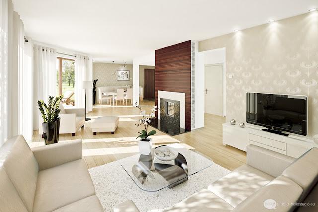25 Living Room Design & Decoration Ideas | Interior ... on Comfortable Living  id=66602