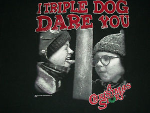 "I triple Dog Dare You - ""A Christmas Story"""