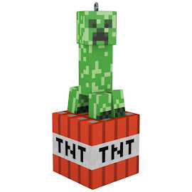 Minecraft Christmas Ornament Other Figures