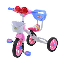 family f339H Speedo bmx tricycle
