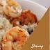 Shrimp Stir Fry with Cauli Rice #SundaySupper