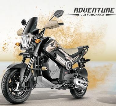Honda Navi Adventure