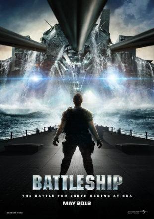 Battleship 2012 Dual Audio BRRip 720p In Hindi English
