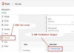 Cara membuat widget berlangganan artikel di blog - Keren abiez