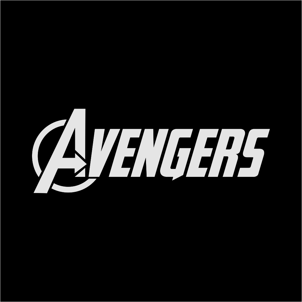Avengers Logo Free Download Vector CDR, AI, EPS and PNG Formats