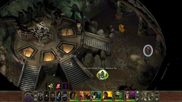 Planescape: Torment: Enhanced Edition screenshot