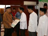 Bupati Aceh Tengah Umrahkan 30 Warganya yang Hafidz Al Quran