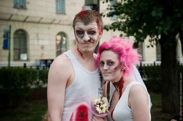 Zombie Wedding Gifts: Lots Of Love, Susan