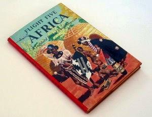 Hardback book with dust jacket