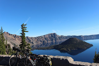 Ride the Rim 2015 Cycle East Rim Drive Crater Lake Oregon