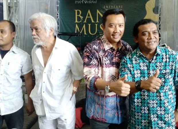 Menpora : Bank Musik Hidupkan Ekosistem Kreatif & Jamin Keamanan Lagu