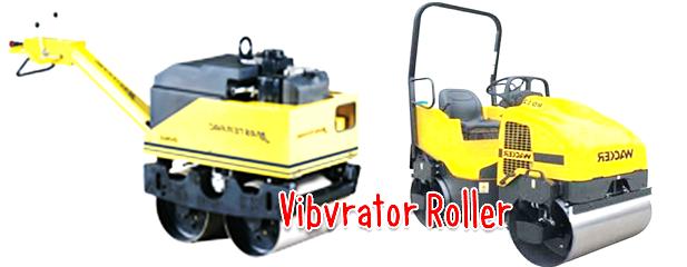 Fungsi Vibvrator Roller Alat Pemadat Tanah