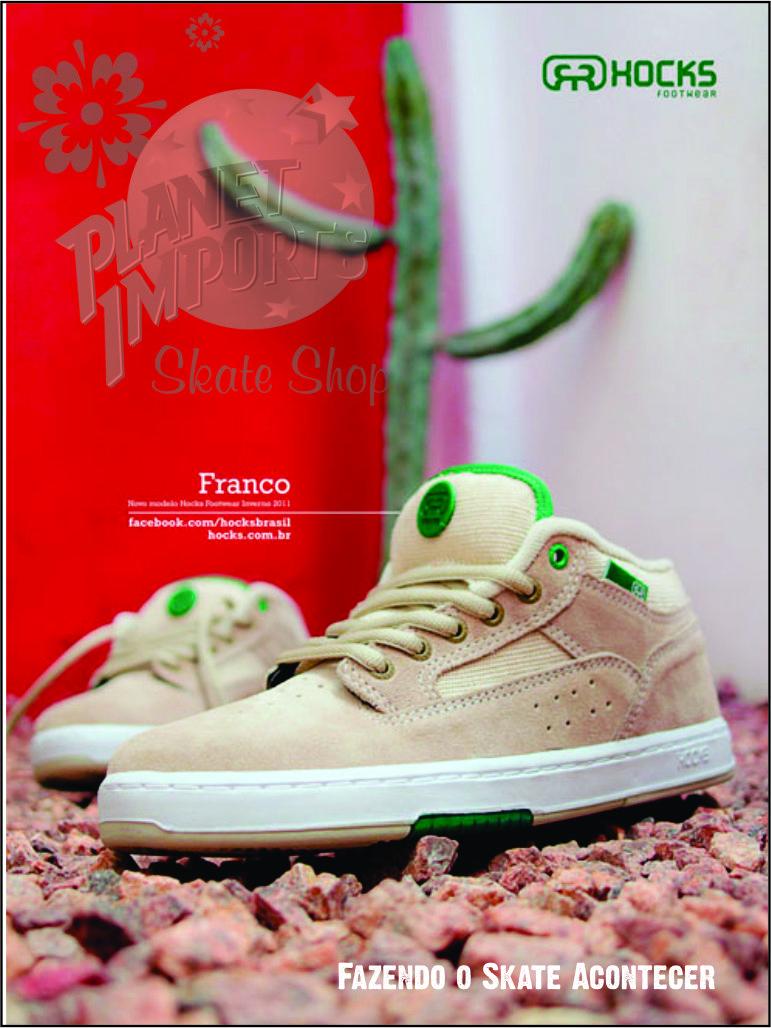 19519e6714 Planet Skate Shop: Hocks - Coleção verão 2012 agora na Planet Skate ...