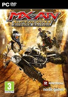 MX vs. ATV Supercross Encore - PC (Download Completo em Torrent)