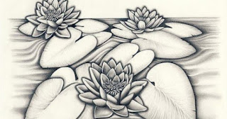 Sketch of Lotus