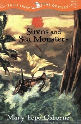 Odisei 3- Sirens dan Monster Laut - Mary Pope Osborne