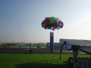 Balon Gas Banner