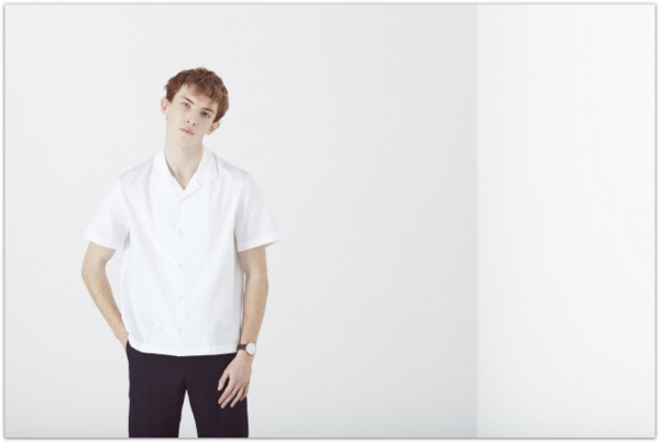 Mens fashion focus -  ok-ni SS16 collection