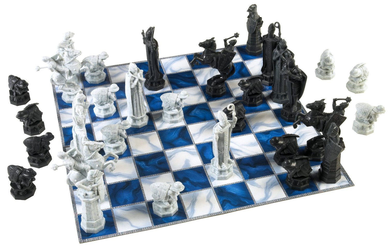 Chest Game Set Epbot My Harry Potter Wizards 39 Chess Set Makeover