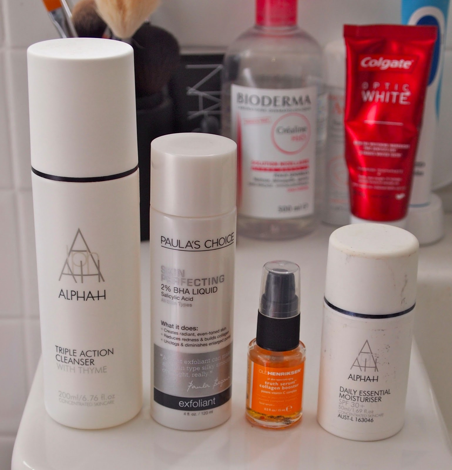 alpha h clear skin review