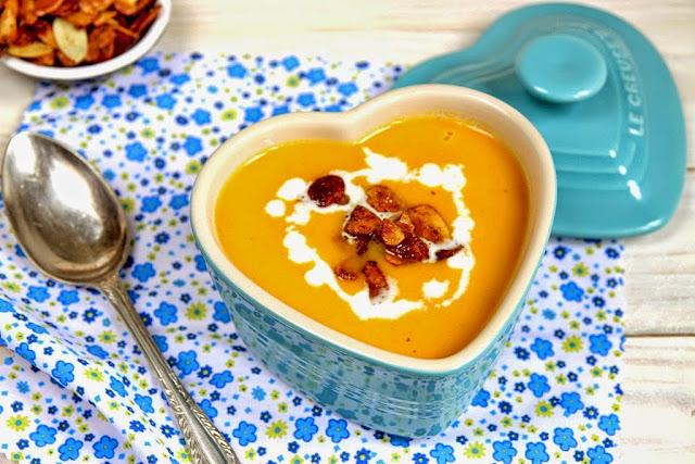 Pomysły na zupę z mrchewki