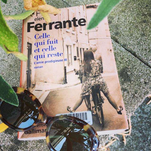 Celle qui fuit et celle qui reste, Elena Ferrante