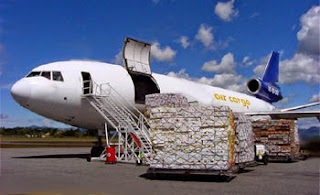 Cargo Bandara Jogja