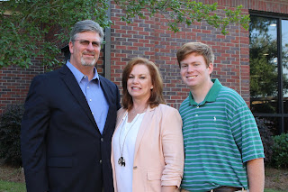 Montgomery Catholic Announces Mr. & Mrs. Pat '85 and Casie McGinn as 2019 Charlie Harbin Distinguished Service Award Winners 1