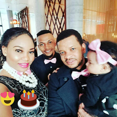 My life is perfect because he is in it- Actress, Sugar Chika Nwachukwu goes all romantic to celebrate hubby's birthday