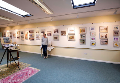 Haslemere Museum Exhibition & no. 167 Langstone Study