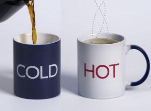 fierbinte sau rece