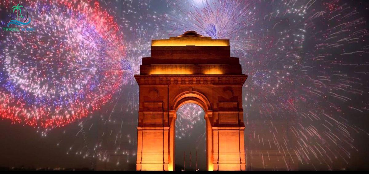 New Delhi new year